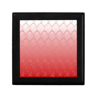 Light to Dark Red Scales Gift Box