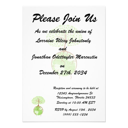 light tree on world eco design.png personalized invite