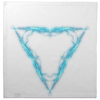 Light triangle napkin