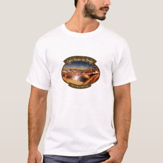 Light Under The Bridge T T-Shirt