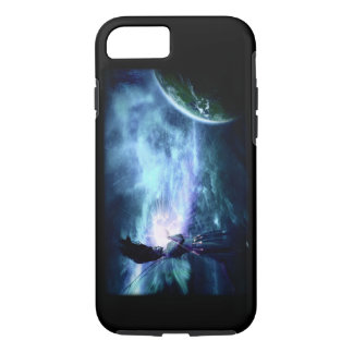 Light Up the Earth iPhone 7 Case