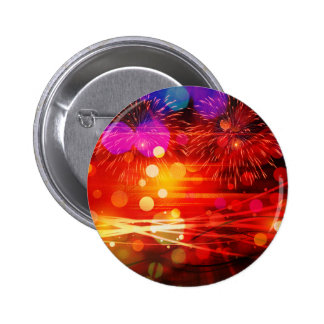 Light Up the Sky Light Rays and Fireworks Pins