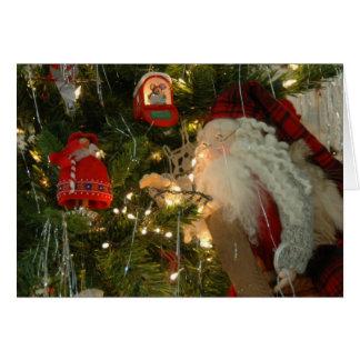 light up your Christmas / Holiday lights Greeting Card