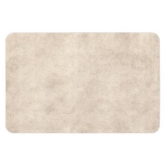 Light Vintage Parchment Antique Paper Background Flexible Magnets
