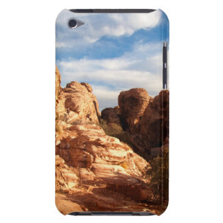 Light vs Shadow on Red Cliffs Case-Mate iPod Touch Case