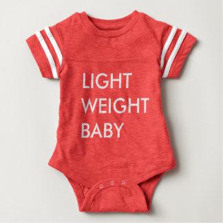 Light weight baby baby bodysuit