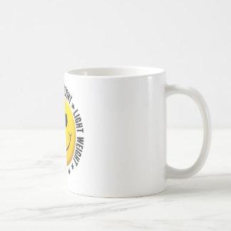 Light Weight Smiley Mug