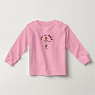 Light Woman Fencing Toddler T-Shirt
