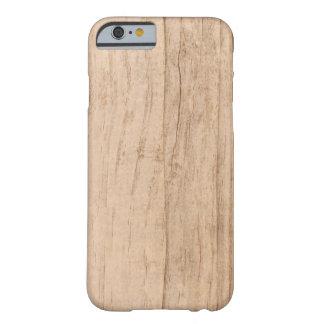 Light Wood Grain Cover iPhone 6 case