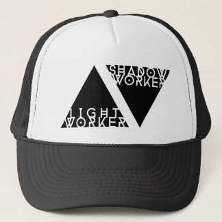 Light Worker/Shadow Worker Trucker Cap