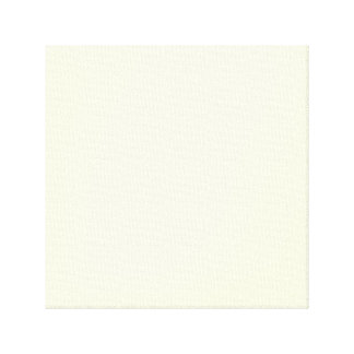 Light Yellow Stretched Canvas Prints