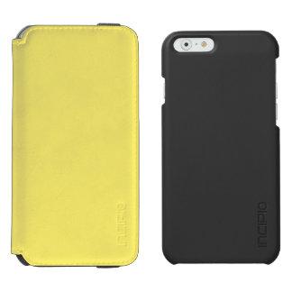 Light Yellow Incipio Watson™ iPhone 6 Wallet Case