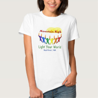 Light Your World Mountain High Tee