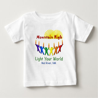 Light Your World Mountain High Tee for Toddlers