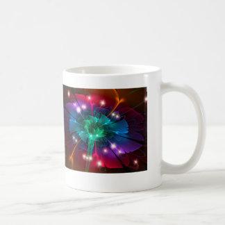 Lighted Fractal Coffee Mug