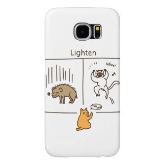 Lighten (color) samsung galaxy s6 cases