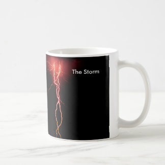 Lightening Flash image for Classic-White-Mug Coffee Mug