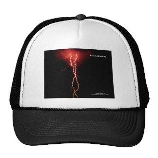 Lightening Flash image for Trucker-Hat Cap