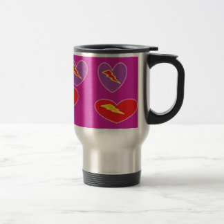 Lightening Hearts Travel Mug