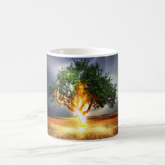 Lightening Tree Coffee Mug