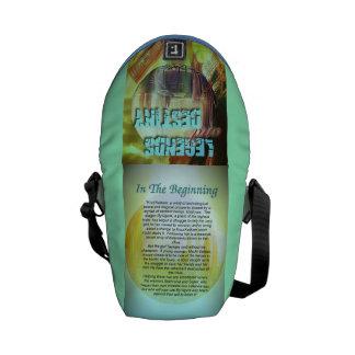 Lighter Messenger Bag