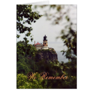 Lighthouse1, We Remember Card