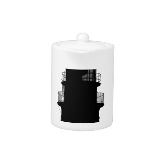 lighthouse art design black fashion