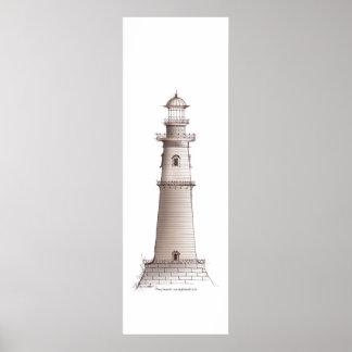 lighthouse art print 18, tony fernandes