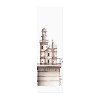 lighthouse art print 6, tony fernandes stretched canvas prints
