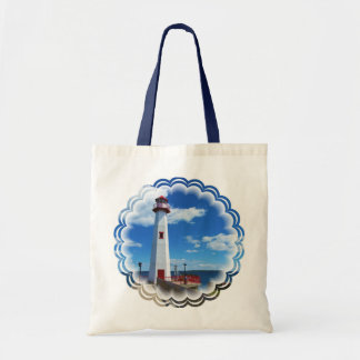 Lighthouse Art Small Bag