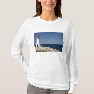 Lighthouse at Peggy's Cove, Nova Scotia, Canada. T-Shirt