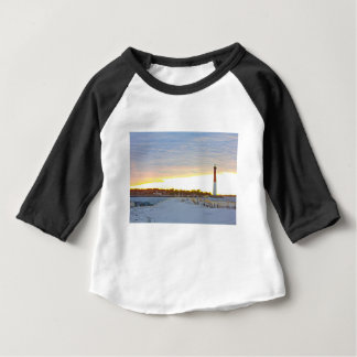 Lighthouse at Sunset Baby T-Shirt