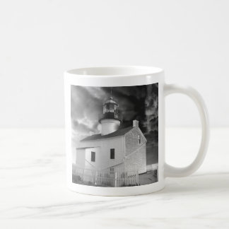 Lighthouse At The Apocalypse Coffee Mugs
