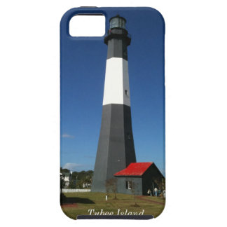 Lighthouse at Tybee Island iPhone 5 Cover