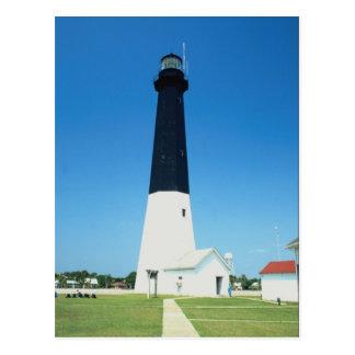 Lighthouse at Tybee Island, Georgia, U.S.A. Postcards