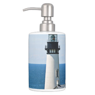 Lighthouse Bathroom Set