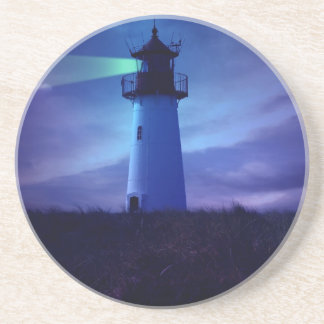 Lighthouse Beacon Coasters