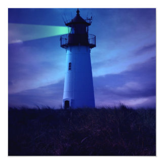 Lighthouse Beacon Invitations