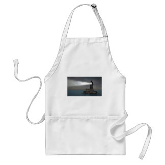 Lighthouse before the Dawn Standard Apron