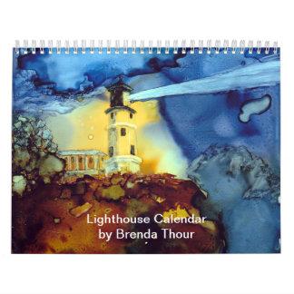 Lighthouse Calendar