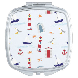 lighthouse compact mirror