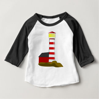 Lighthouse Drawing Baby T-Shirt