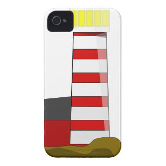 Lighthouse Drawing Case-Mate iPhone 4 Case