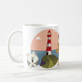 """Lighthouse from """"Song Of The Sea"""" Coffee Mug"""