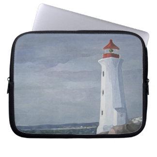 Lighthouse funda_10 laptop sleeve