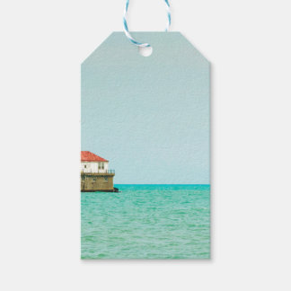 lighthouse gift tags