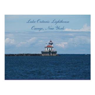 lighthouse in Lake Ontario, Lake Ontario Lighth... Postcard