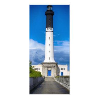 Lighthouse in Paris Rack Cards