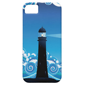 Lighthouse in the Sea 5 iPhone 5 Covers