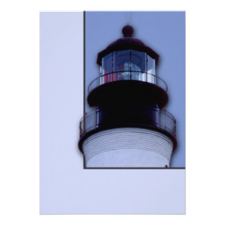Lighthouse Personalized Invitation